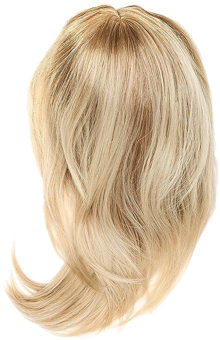 American Dream Avril parte monofilamento, sintético peluca, Nat plat Swirl