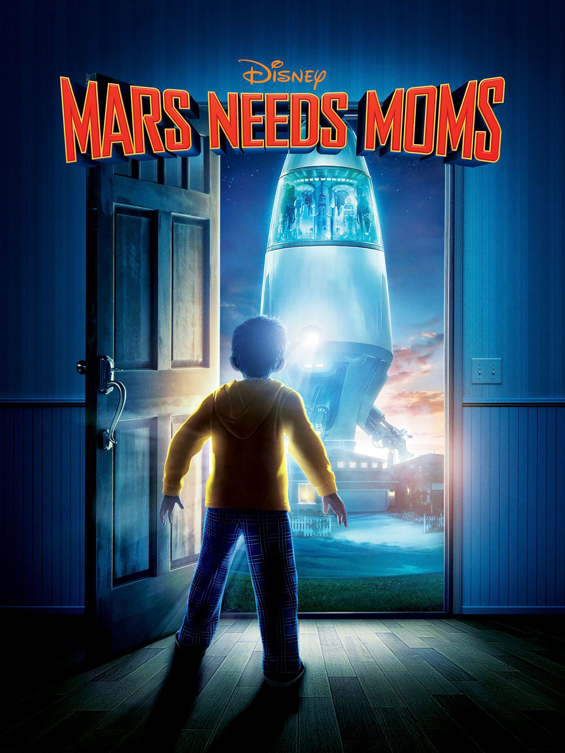 Watch Mars Needs Moms Prime Video