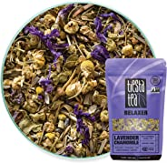 Tiesta Tea | Lavender Chamomile, Loose Leaf Soft Chamomile Herbal Tea | All Natural, Caffeine Free, Stress Relief, Relax, Sle