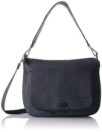 90cdb77c0c Vera Bradley Carson Shoulder Bag  Handbags  Amazon.com