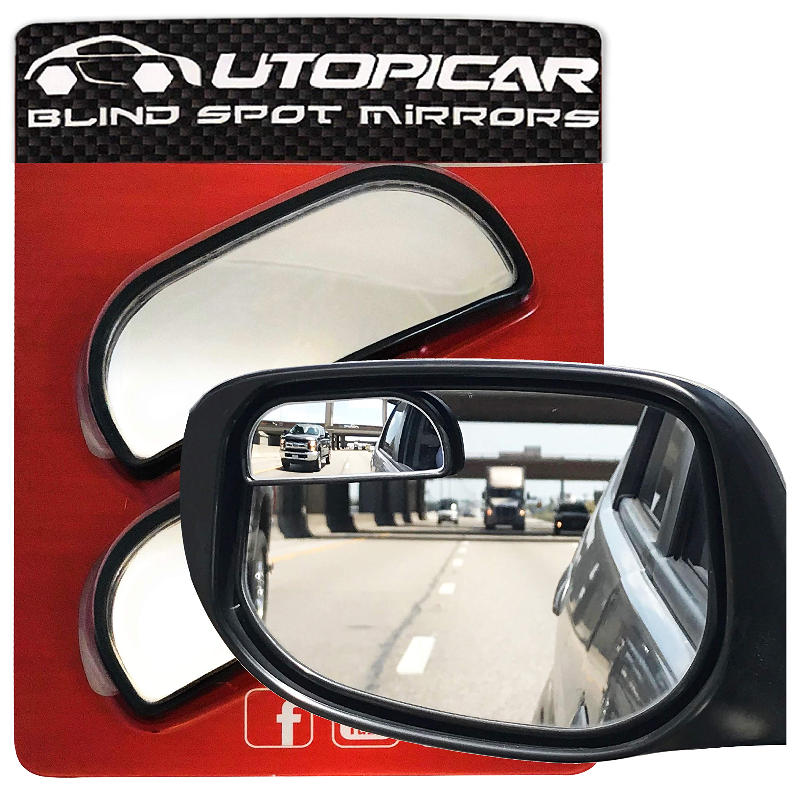 Good value Blind spot mirrors