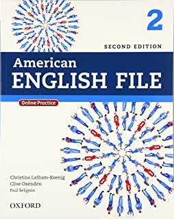 American english file 1 students book online practice american english file student book level 2 fandeluxe Gallery