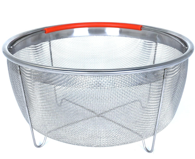 Amazon.com: The Original Salbree 8qt Instant Pot Steamer Basket ...