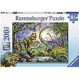 Ravensburger - En el reino de los gigantes, puzzle de 200 piezas XXL (12718 4)