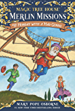 Monday with a Mad Genius (Magic Tree House (R) Merlin Mission Book 10)