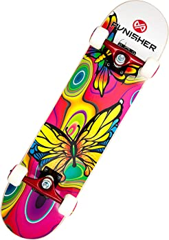 Punisher Butterfly Jive Skateboard