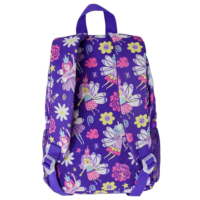 lone cone kids canvas preschool backpack bippity