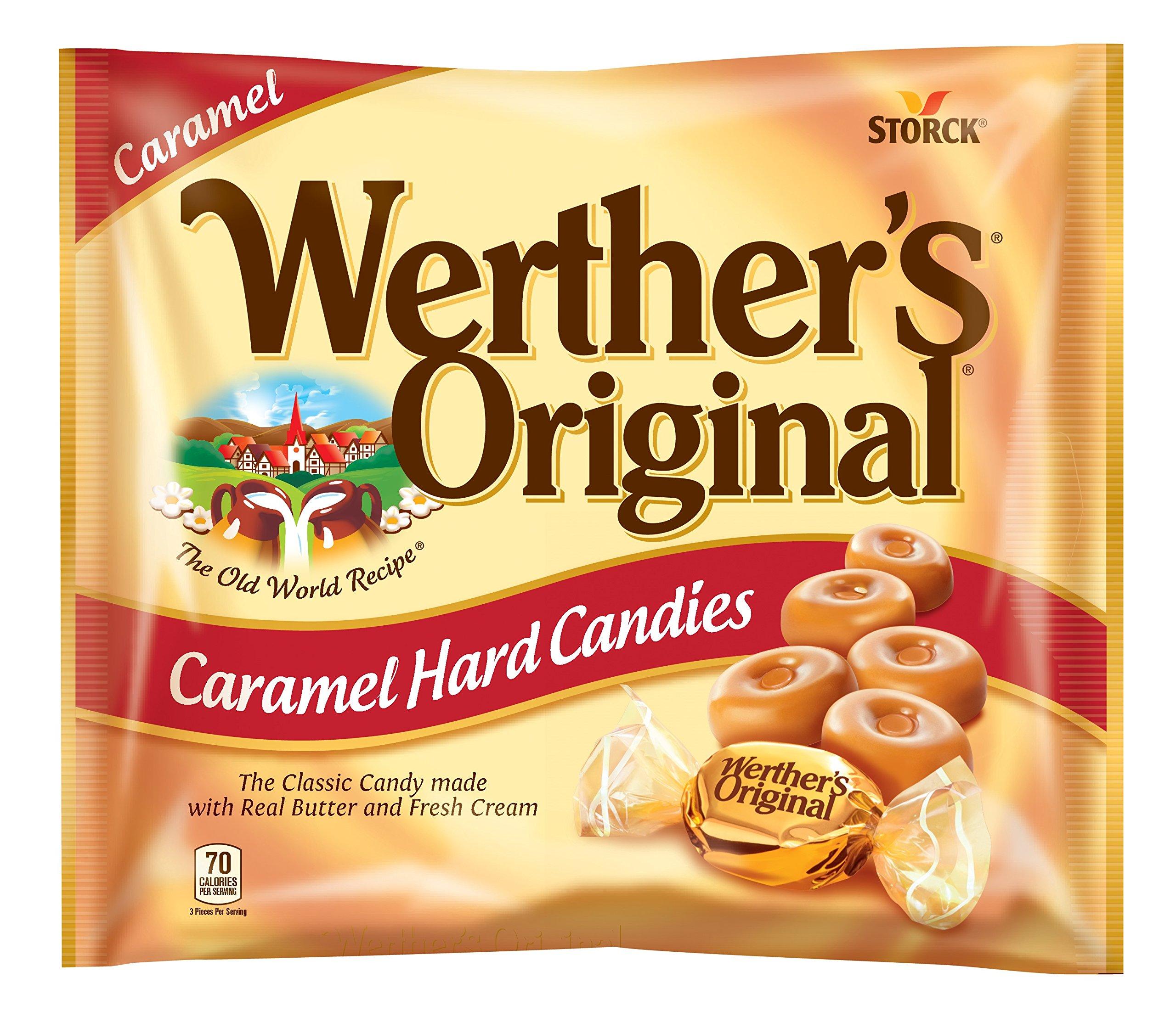 Werther's Hard Candy, Original, 9 Ounce