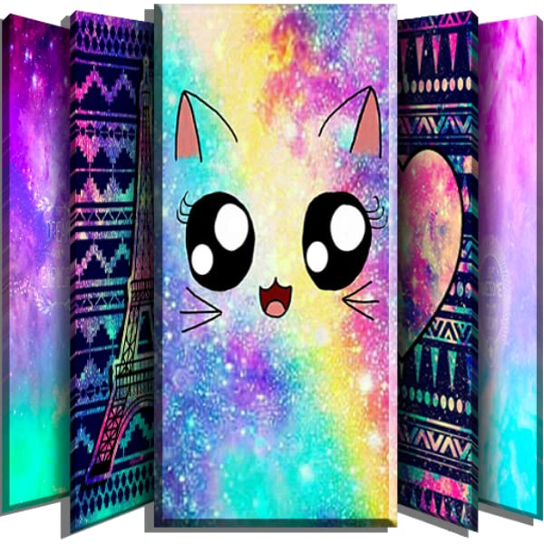 Amazon Com Cute Wallpapers Glamorous Kawaii Cool Sparkly