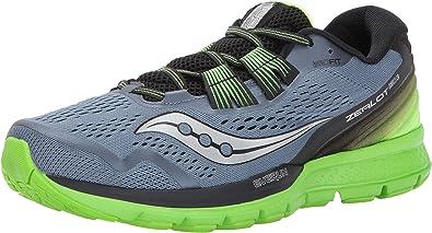 Saucony Zealot ISO 3 - Zapatillas para Hombre, Color Gris, Talla 38.5 EU: Amazon.es: Zapatos y complementos