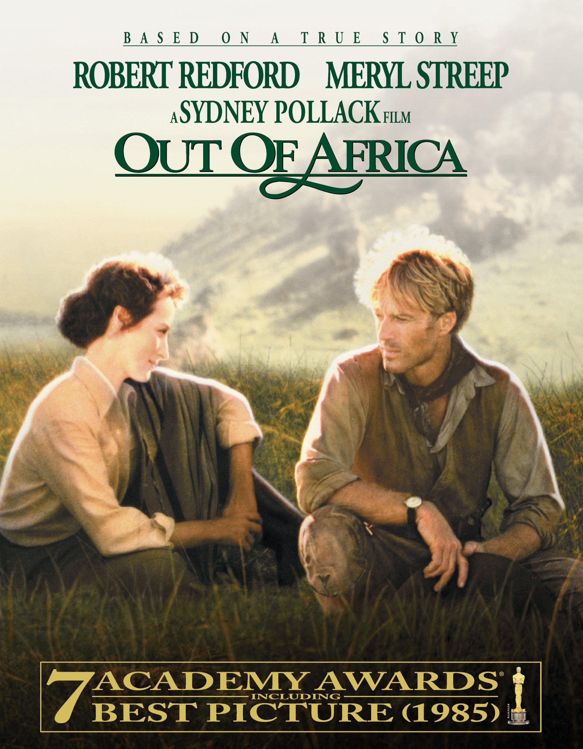Αποτέλεσμα εικόνας για out of africa movie