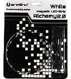 Néon et LED - BitFenix Alchemy 2.0 - 12cm Blanc - Bande flexible à LEDs pour tuning PC