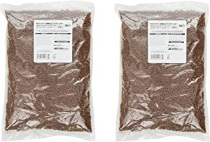 (2 Pack) Hikari Sinking Cichlid Gold Pellets for Pets, Mini - 2.2 Pound Bags (4.4 Pounds Total)
