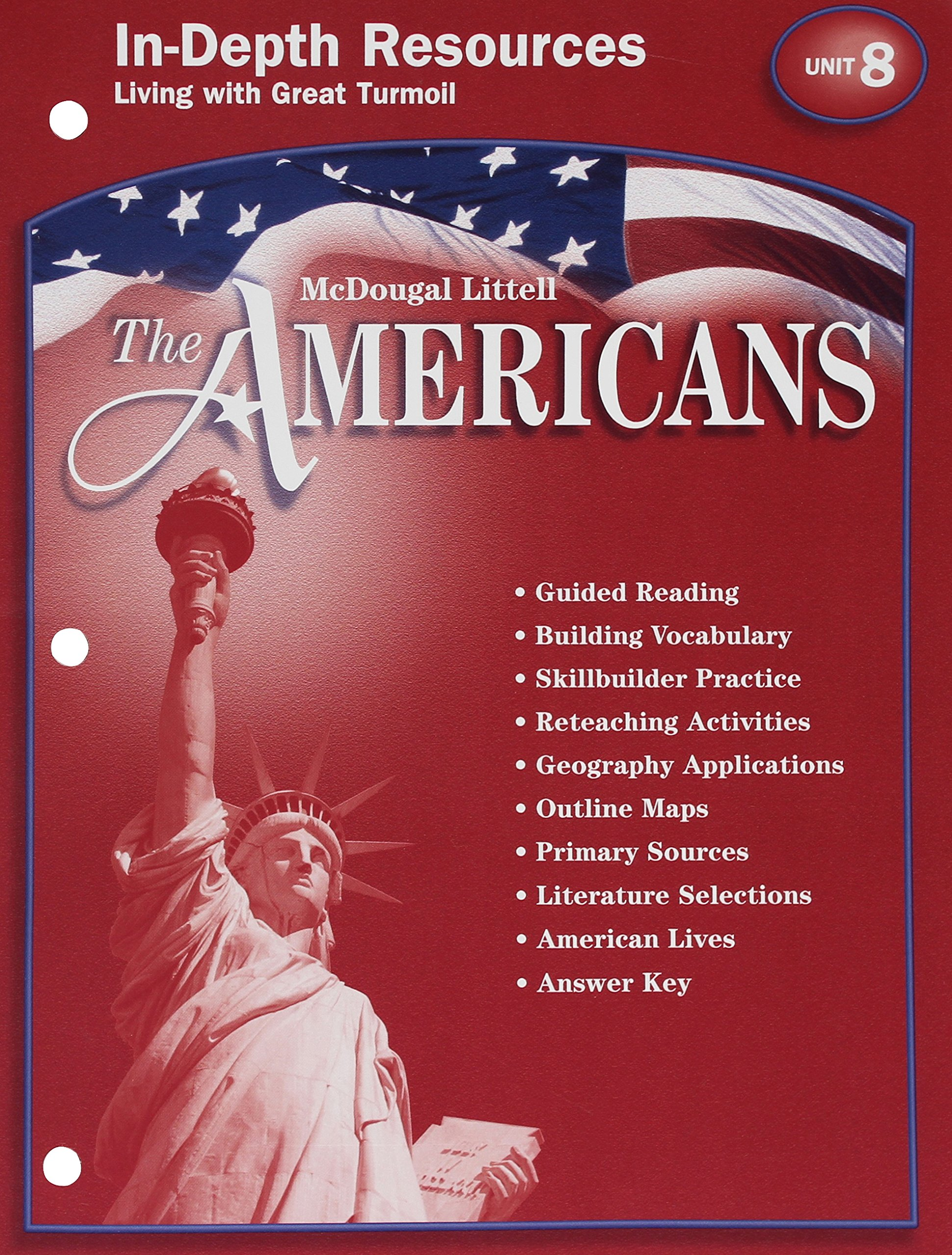 Amazon com: McDougal Littell The Americans: In-Depth