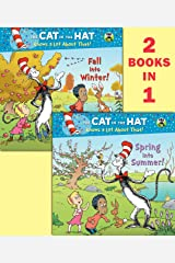 Spring into Summer!/Fall into Winter!(Dr. Seuss/The Cat in the Hat Knows a Lot About That!) (Pictureback(R)) Kindle Edition