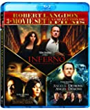 Inferno / Angels & Demons / Da Vinci Code, The - Set [Blu-ray] (Bilingual)