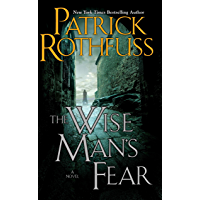 The Wise Man's Fear (The Kingkiller Chronicle, Book 2) book cover
