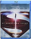 El Hombre de Acero [Blu-ray Edicion especial+ DVD]