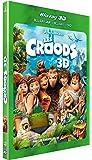 Les Croods [Combo Blu-ray 3D + Blu-ray + DVD]