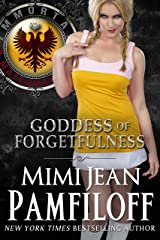 GODDESS OF FORGETFULNESS (Immortal Matchmakers, Inc. Series Book 4) Kindle Edition