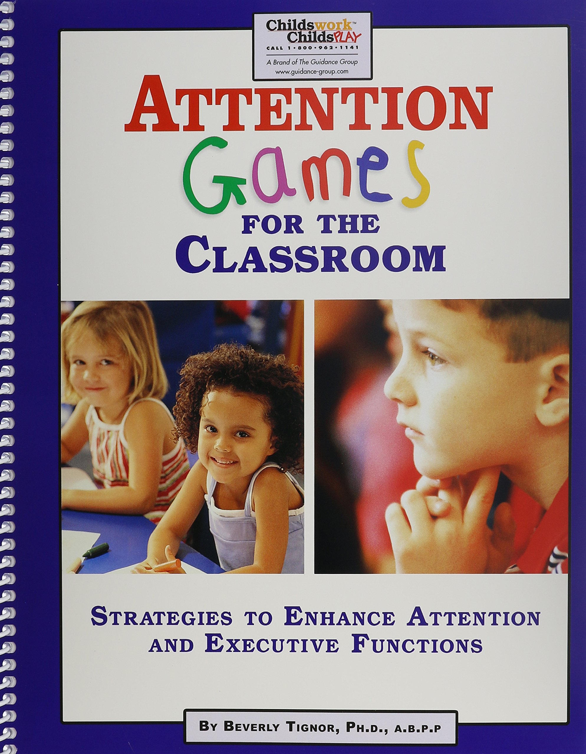 Download Attention Games for the Classroom pdf