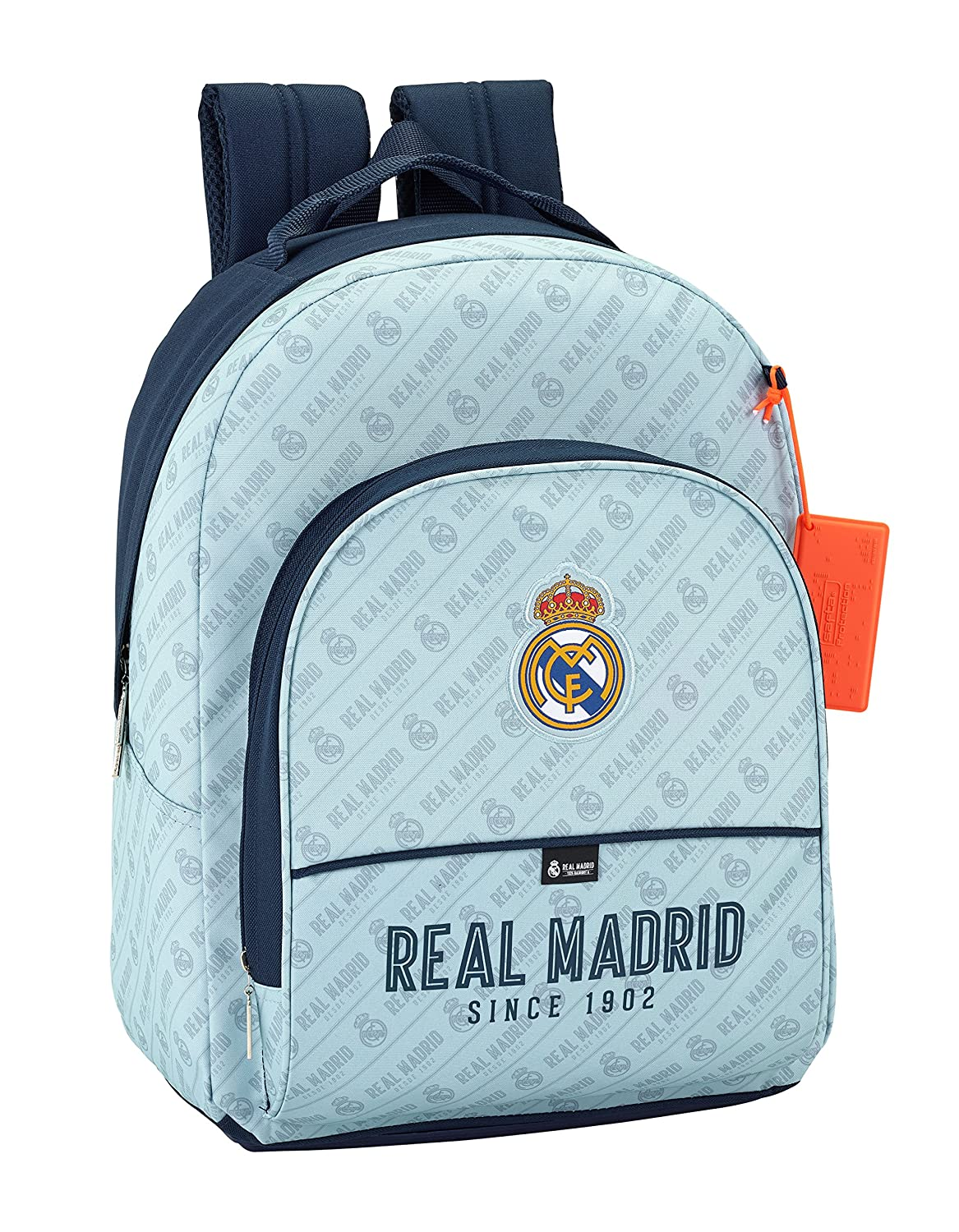 Safta Mochila Real Madrid Corporativa Oficial Mochila Escolar 320x150x420mm: Amazon.es: Equipaje