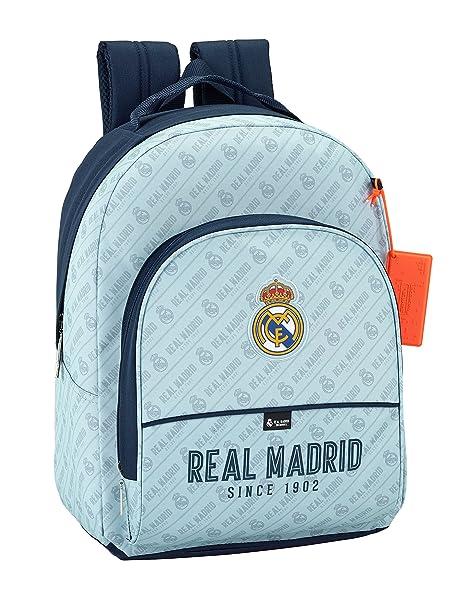 Safta Mochila Real Madrid Corporativa Oficial Mochila Escolar 320x150x420mm: Amazon.es: Equipaje