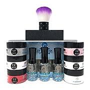 Nail Dipping Powder Starter Kit. 1 oz. per jar dip powder. Value kit
