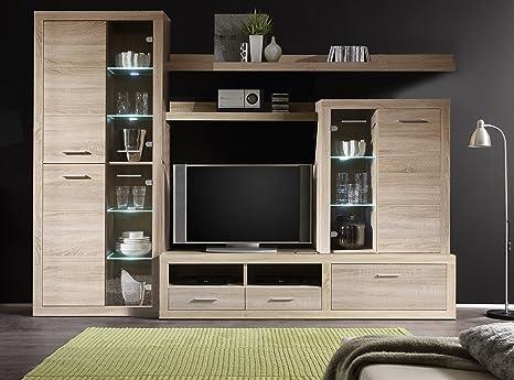 AVANTI TRENDSTORE - Mobile soggiorno, ca.285x195x40: Amazon.it: Casa ...