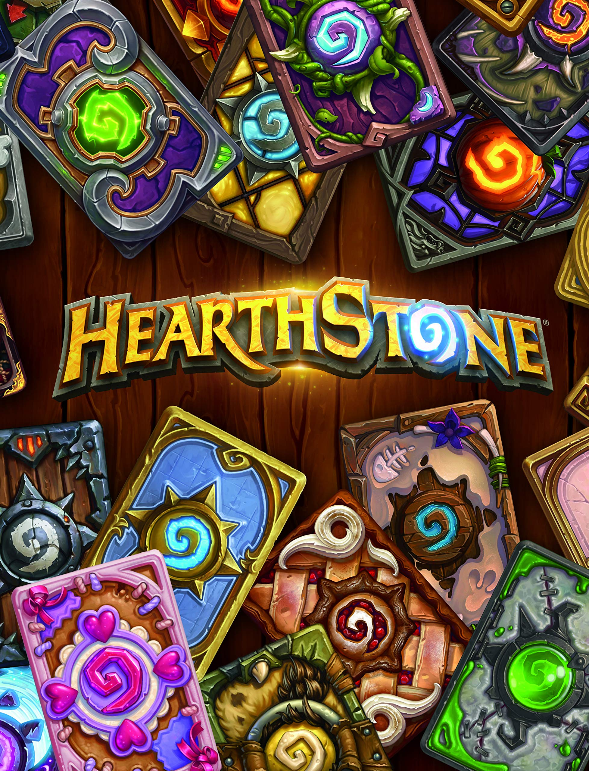 Hearthstone: Card Back Journal: Amazon.es: Blizzard ...