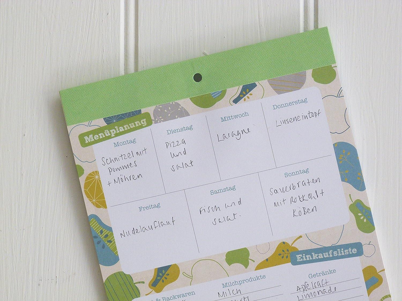Kühlschrank Einkaufsliste Magnet : Magnetischer einkaufsblock mit einkaufslisten und wöchentlichen