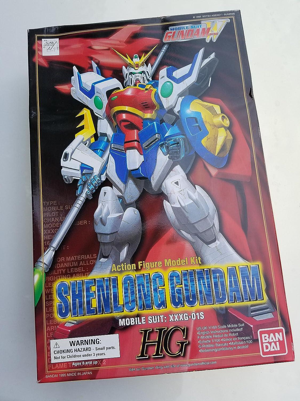 Gundam: 1/100TH Scale Model Kit - Mobile Suit XXXG-01S