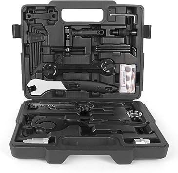 Maletín de herramientas para bicicletas Gregster en color negro ...