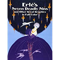 Erté's Seven Deadly Sins and Other Great Graphics in Full Color