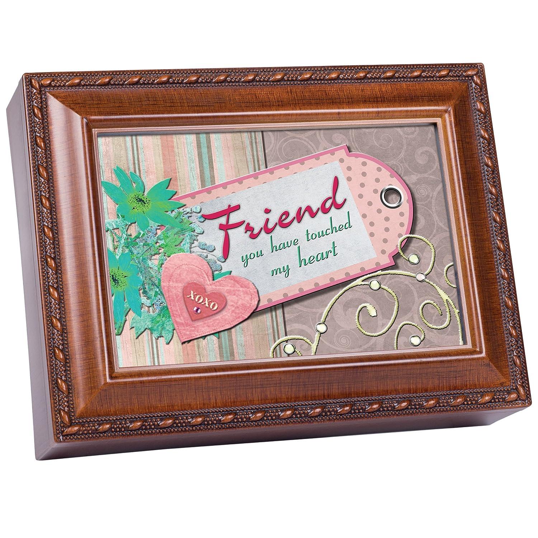 爆売り! 友人木目調Cottage Garden Traditional MusicボックスPlays Thats Thats MusicボックスPlays What Friends Friends Are For B0090R3Z2O, サンノヘマチ:c5f677b5 --- arcego.dominiotemporario.com