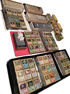 Pokemon Cards 25 Card Assorted Lot of Rares and Holos Cazillion Cards Repack