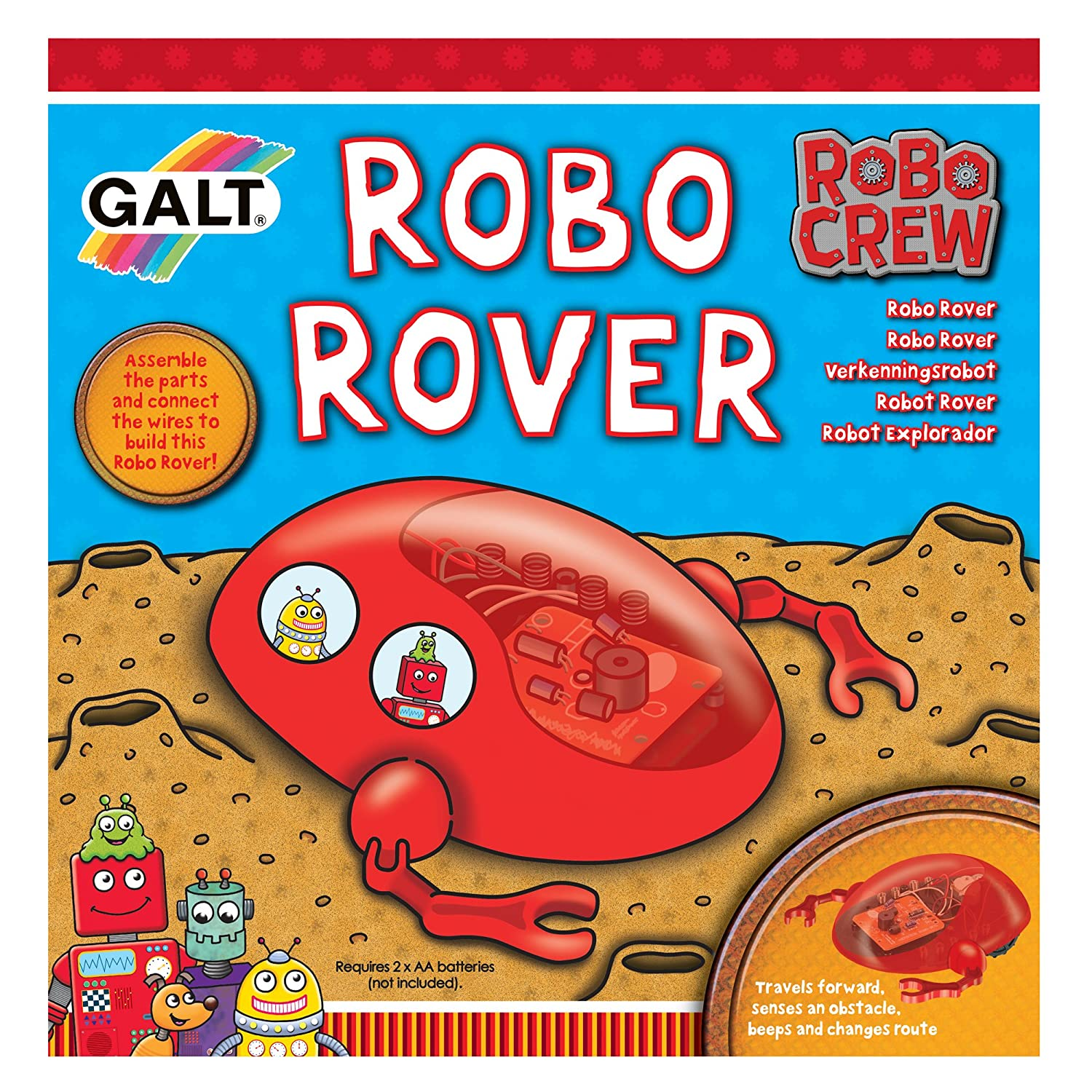 Galt Toys Robo Rover Games 25 Central Locking Wiring Diagram