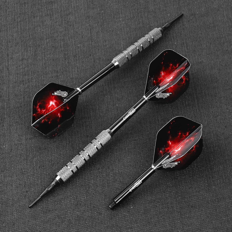 CyeeLife Soft tip Darts CL19-3PACKS