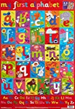 Learn the Alphabet Wall Chart (Wall Charts)