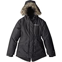 Columbia Girl'S Nordic Strider Jacket, Black, X-Small