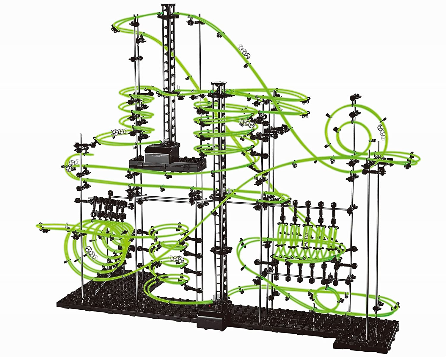 Spacecoaster Glow in The Dark 36,000mm Rail Level 7 Game