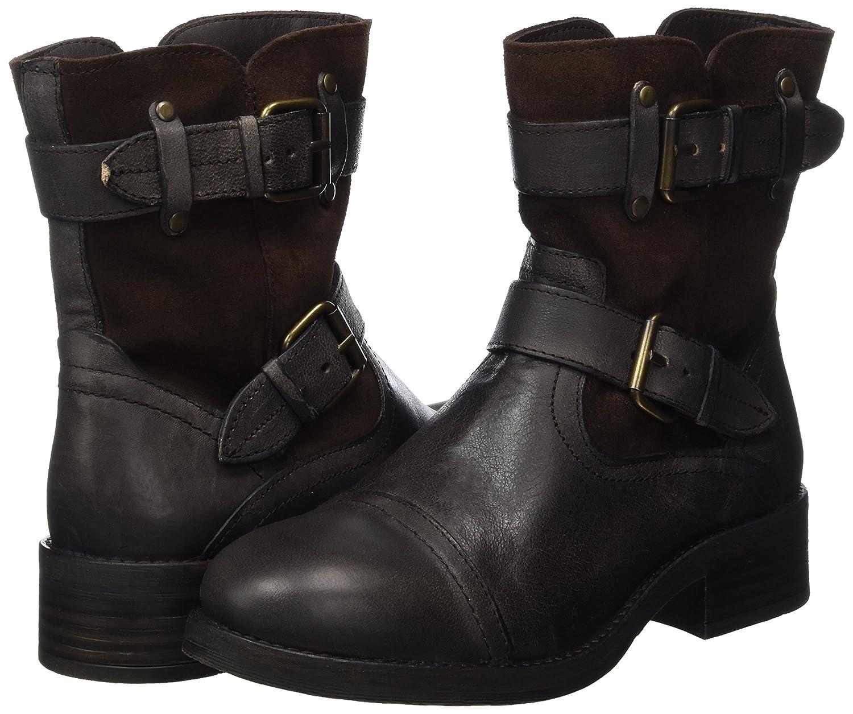 Buffalo Damen Es Es 30933 Jamata Suede Biker Stiefel Stiefel Stiefel de5962