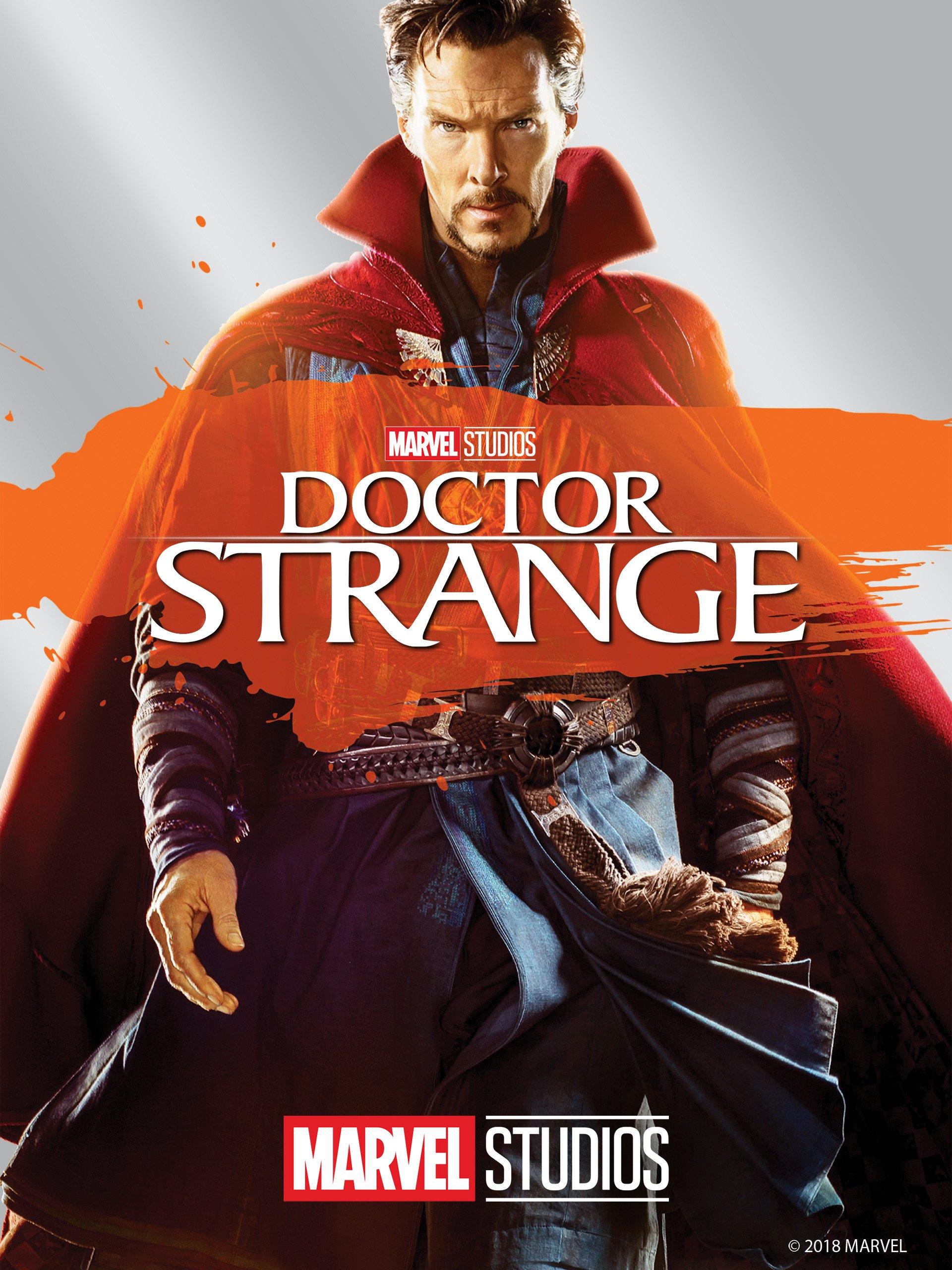 doctor strange 2016 stream free