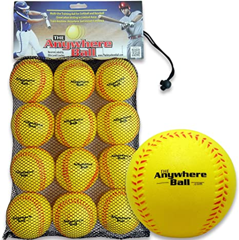 The Anywhere Ball La Bola de Cualquier Lugar béisbol/Softball de ...