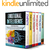 Emotional intelligence: 6 books in  1:  empath +public speaking +effective communications skill training +daily self discipline for success +emotional intelligence mastery +overthinking