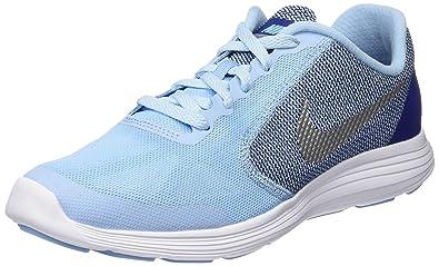 Nike Damen Revolution 3 (GS) Laufschuhe Rosa