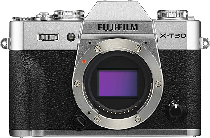 Fujifilm X-T30 Cuerpo, cámara de Objetivo Intercambiable, Color ...