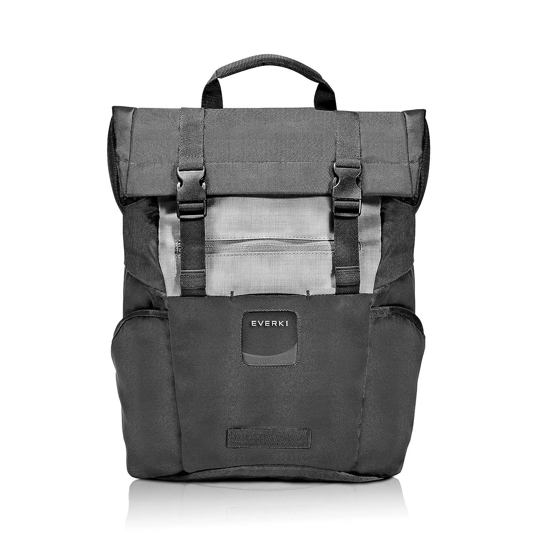 Everki EKP161 ContemPRO Roll Top Laptop Backpack, up to 15.6 – Black