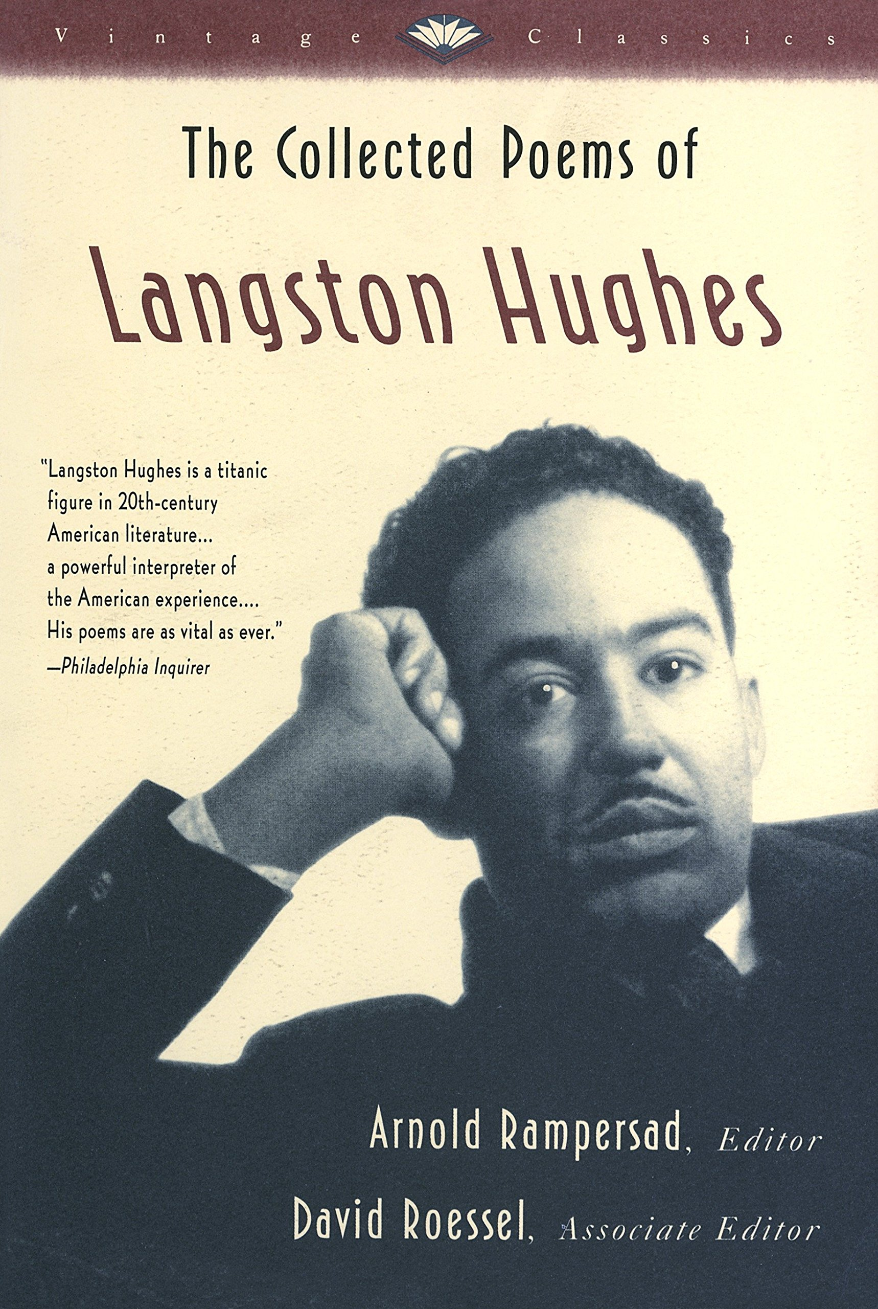 The Collected Poems Of Langston Hughes  Vintage Classics