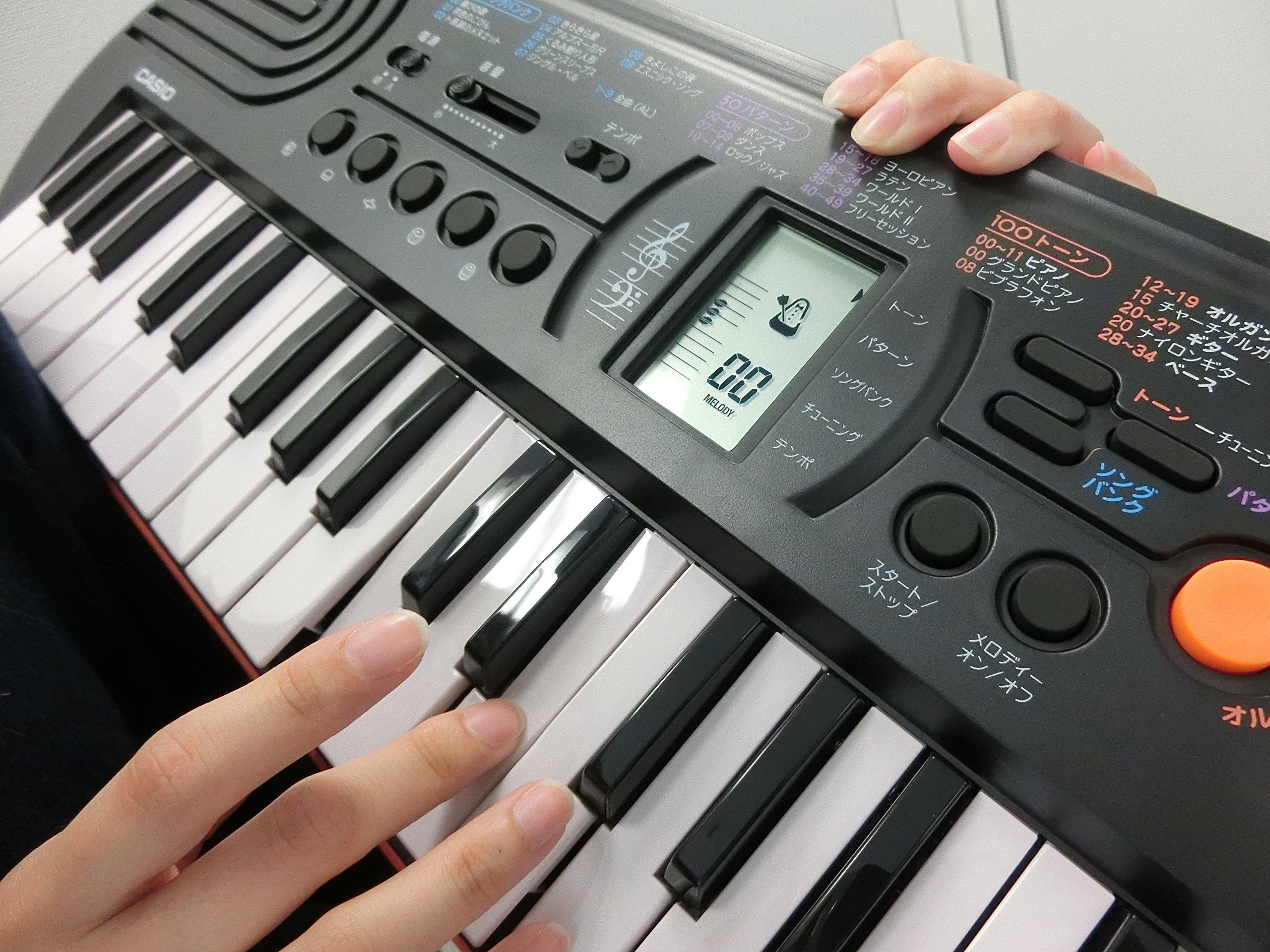 casio sa-76 mini keyboard review